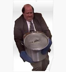 Kevin the Office Chili Poster