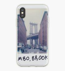 Polaroid Photo - DUMBO, Brooklyn - Zackattack iPhone Case