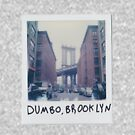 Polaroid Photo - DUMBO, Brooklyn - Zackattack by Zack Attack