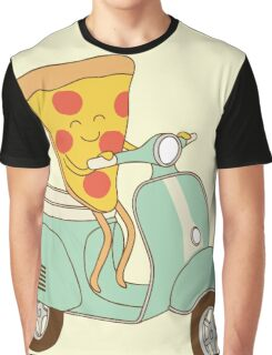 pizza delivery Graphic T-Shirt