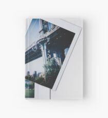 Polaroid Cut+Paste - Manhattan Overpass- Zackattack Hardcover Journal