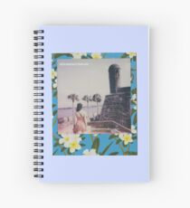 Polaroid Picture - Beautiful St. Augustine Spiral Notebook