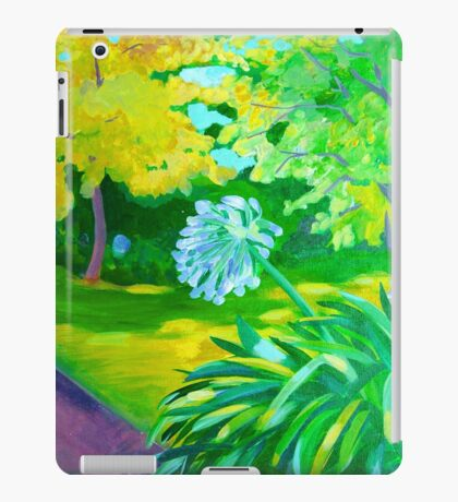 Somersby Garden iPad Case/Skin