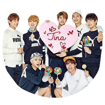BTS Valentine's Day (Tina) by BreezeFrozen