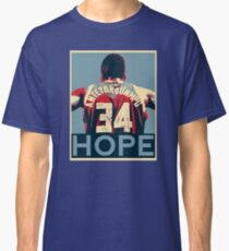 GIANNIS - HOPE Classic T-Shirt