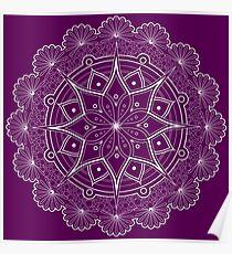 Mandala-la-la Too Poster