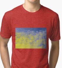 Abstract design Tri-blend T-Shirt