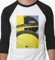 Detail of vintage yellow car wheels  T-Shirt
