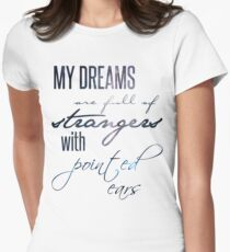 strangers with pointed ears T-Shirt