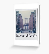 Brooklyn - Throw Pillow Greeting Card