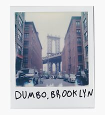 Brooklyn - Throw Pillow Photographic Print