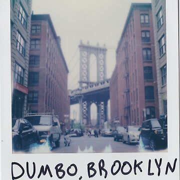 Brooklyn - Throw Pillow by zackpolaroid
