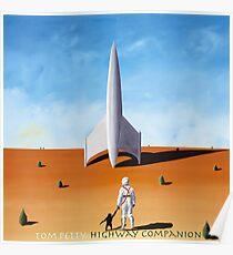 Tom Petty - Highway Companion Poster