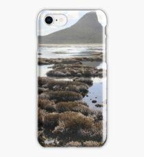 Corals and Mt Eliza, Lord Howe Island iPhone Case/Skin