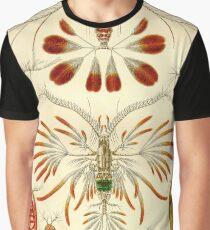 Copepoda - Ernst Haeckel Graphic T-Shirt