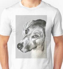 baxter - the hound dog! Unisex T-Shirt