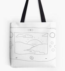 Gamepad Tote Bag