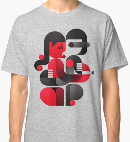 A kiss in Kiev Classic T-Shirt
