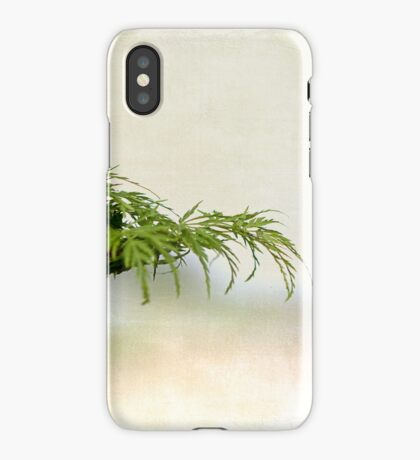 An essence of grace iPhone Case