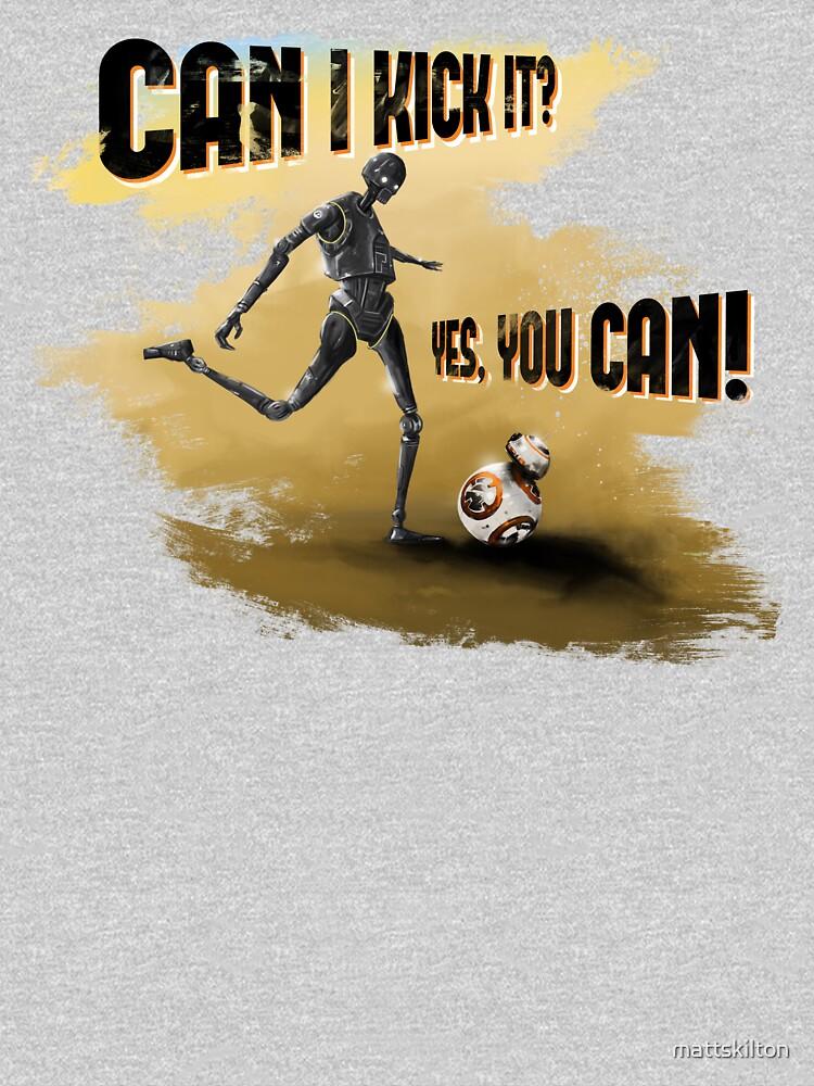 Can I Kick It? by mattskilton