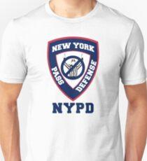 NY Giants Pass Defense Unisex T-Shirt