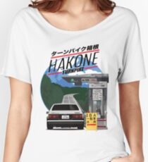 Hakone Toyota AE86 Trueno Loose Fit T-Shirt