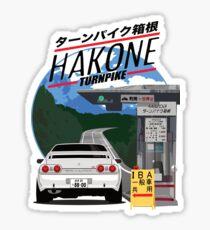 Pegatina Hakone NISSAN Skyline R32 GTR