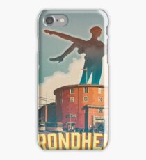 Trondheim - The Student City iPhone Case/Skin