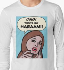 SO HARAAM Long Sleeve T-Shirt