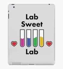 Lab sweet lab iPad Case/Skin