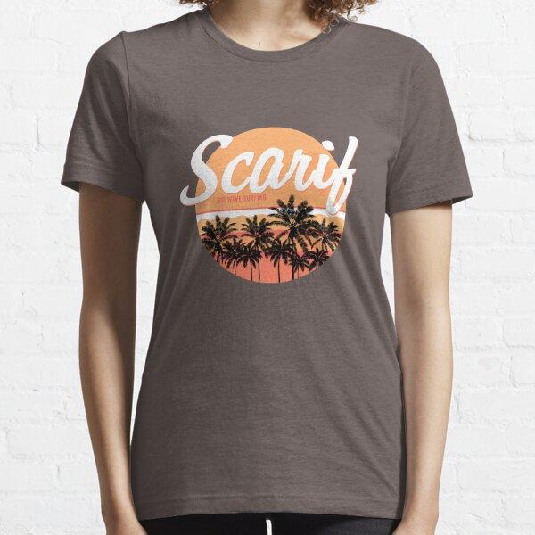 Scarif Big Wave Surfing Essential T-Shirt