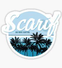 Scarif Big Wave Surfing Alternate Color Sticker
