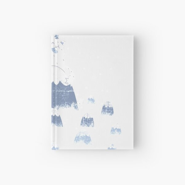 Adorable Abominable Hardcover Journal