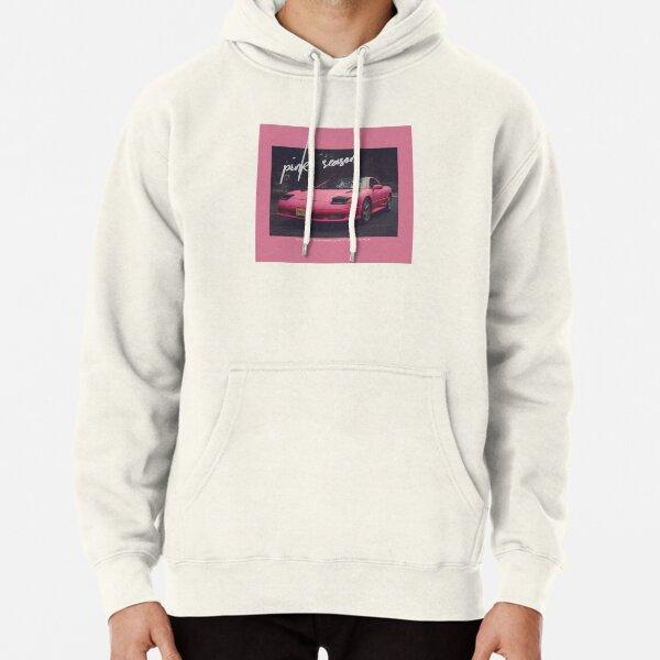 Pink Season Pullover Hoodie
