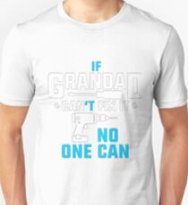Granddad fix it Unisex T-Shirt