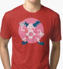 Mr. Mime - Basic Tri-blend T-Shirt