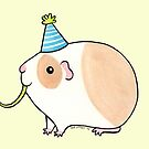 Celebration Guinea-pig by zoel