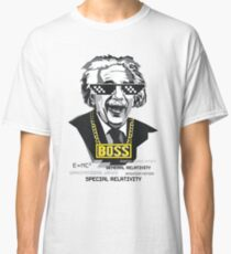 "Einstein ""The Boss"" Classic T-Shirt"