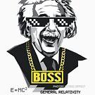 """Einstein """"The Boss"""" by starstuffstore"""