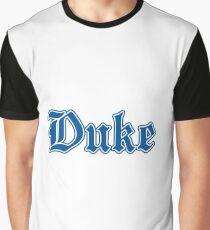duke blue devils logo Graphic T-Shirt