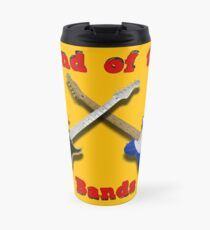 Land of the Bands Travel Mug