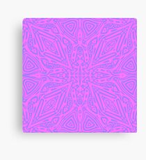 Pink Vector Canvas Print