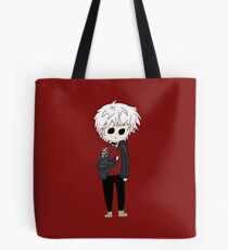 Unknown Mystic Messenger Chibi Tote Bag