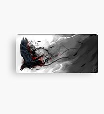 Bloody Murder Canvas Print
