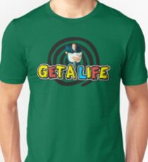 Get a Life Slim Fit T-Shirt