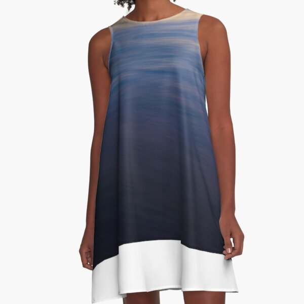 Equivalence (after A.S) #9 A-Line Dress