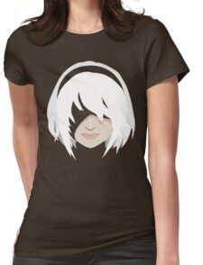 Yorha 2B Womens Fitted T-Shirt