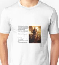Lord of the Rings - Stand Men of the West Unisex T-Shirt