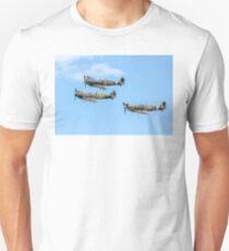 A Vic of Spitfires Unisex T-Shirt