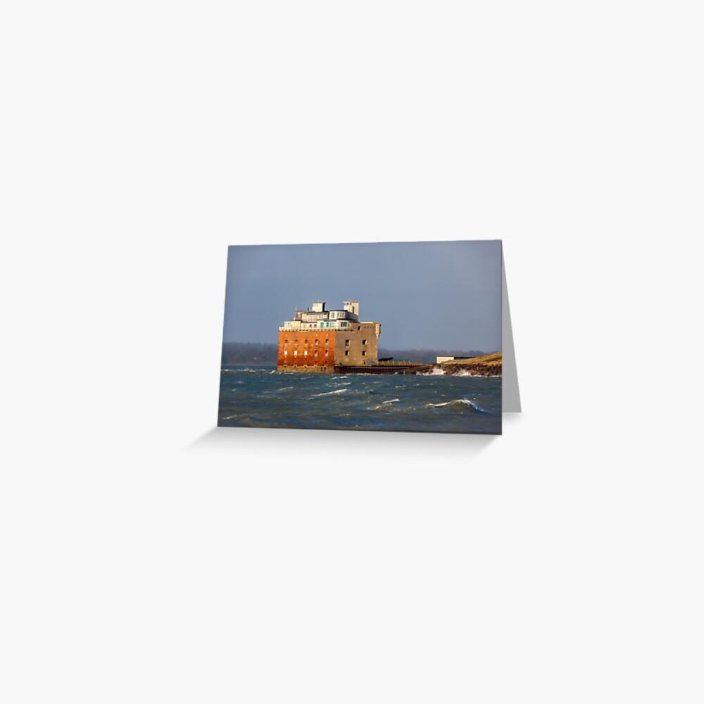 Fort Albert Greeting Card